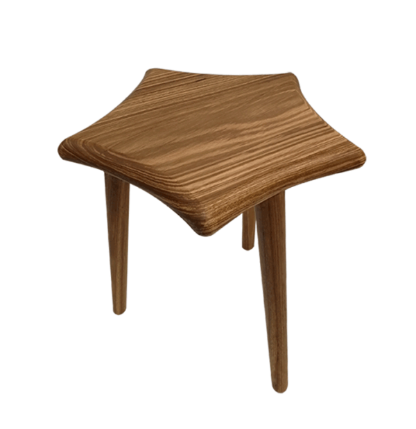 Zebrawood  Chair – Star