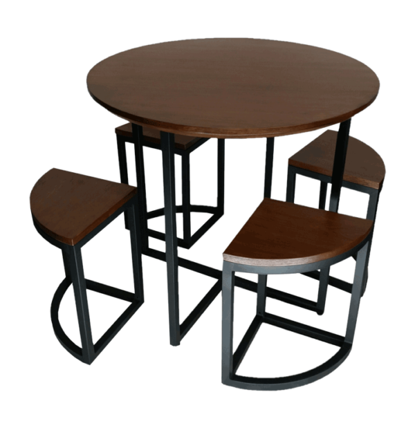 Five-Piece Coffee Table Set